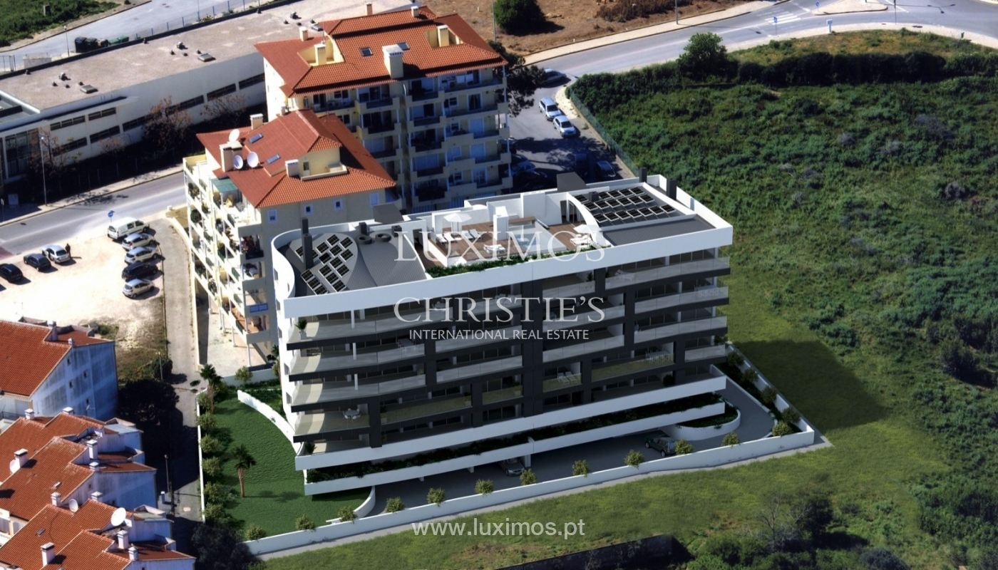 New apartment for sale, pool and sea views, Lagos, Algarve, Portugal_55762