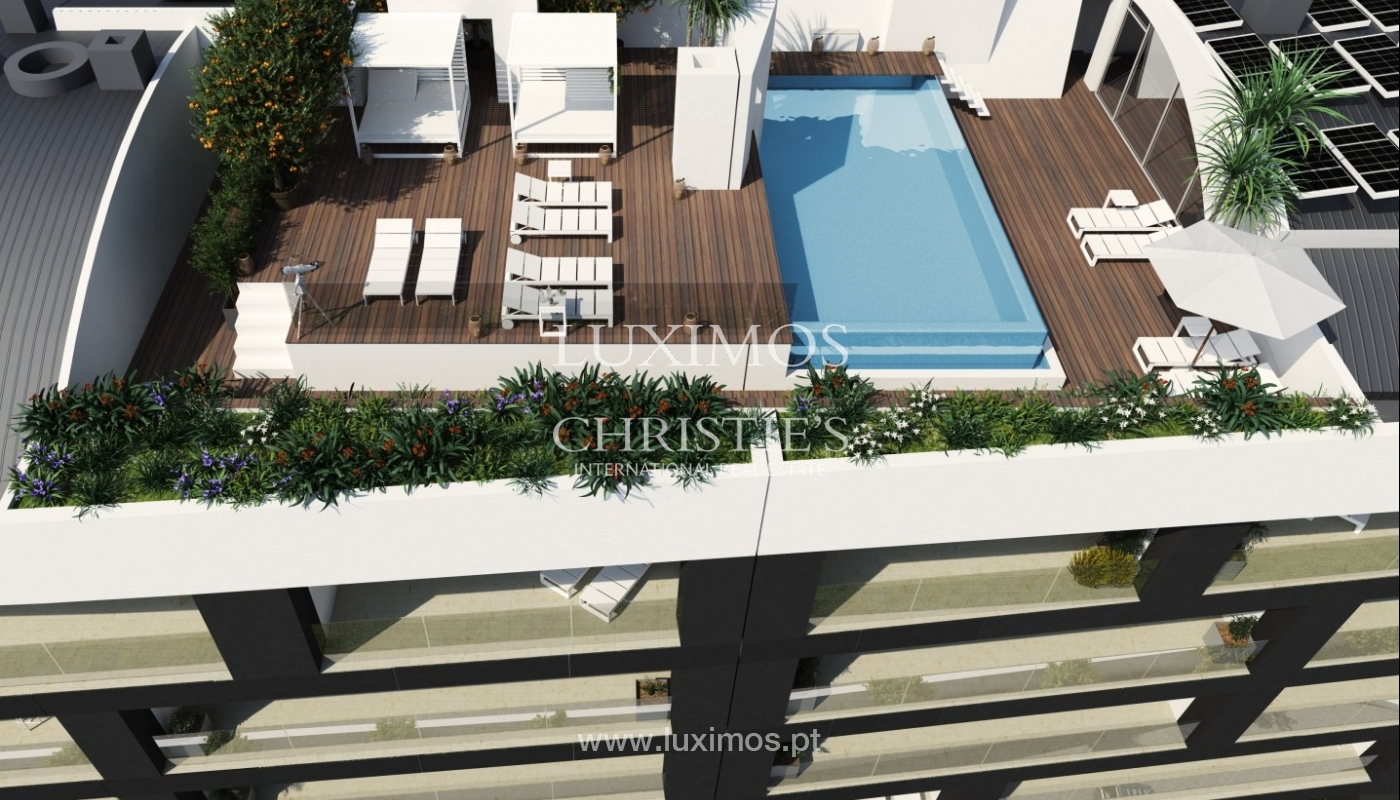 New apartment for sale, pool and sea views, Lagos, Algarve, Portugal_55766