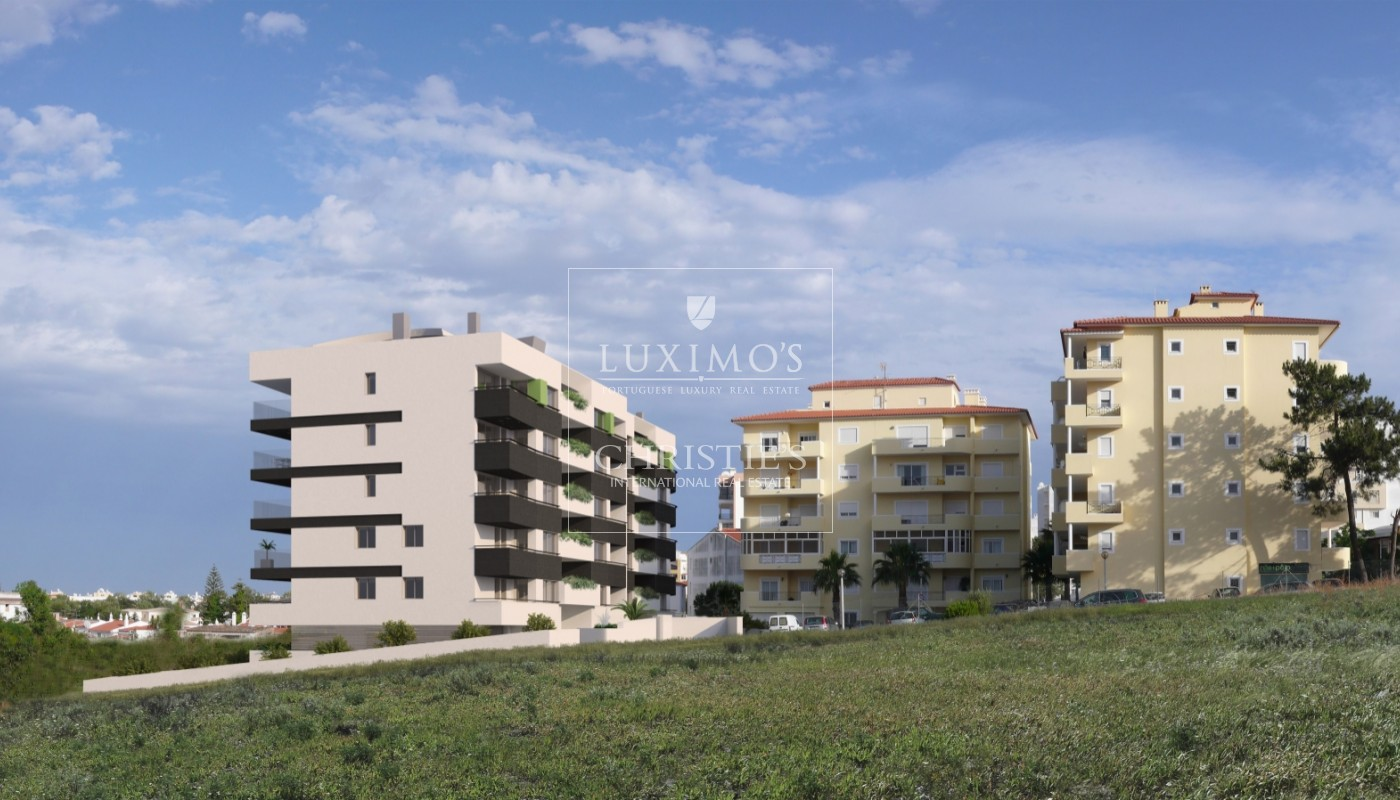 New apartment for sale, pool and sea views, Lagos, Algarve, Portugal_55877
