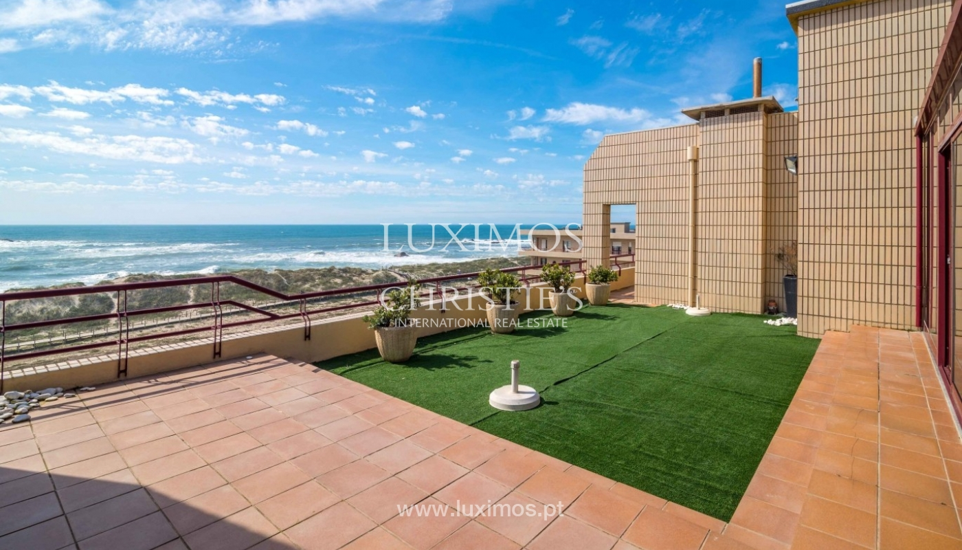 Penthouse with ocean views and terrace, Mindelo, Porto, Portugal_56059