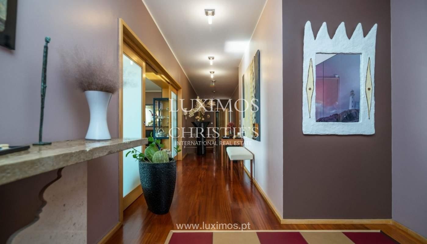 Duplex and luxury apartment, in private condominium, Porto, Portugal_56126