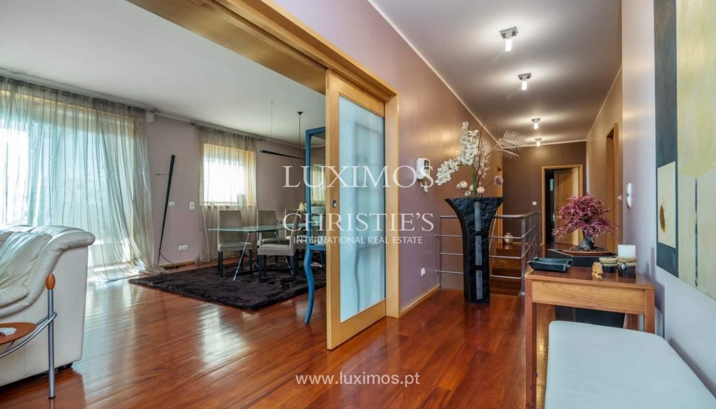 Duplex and luxury apartment, in private condominium, Porto, Portugal_56127