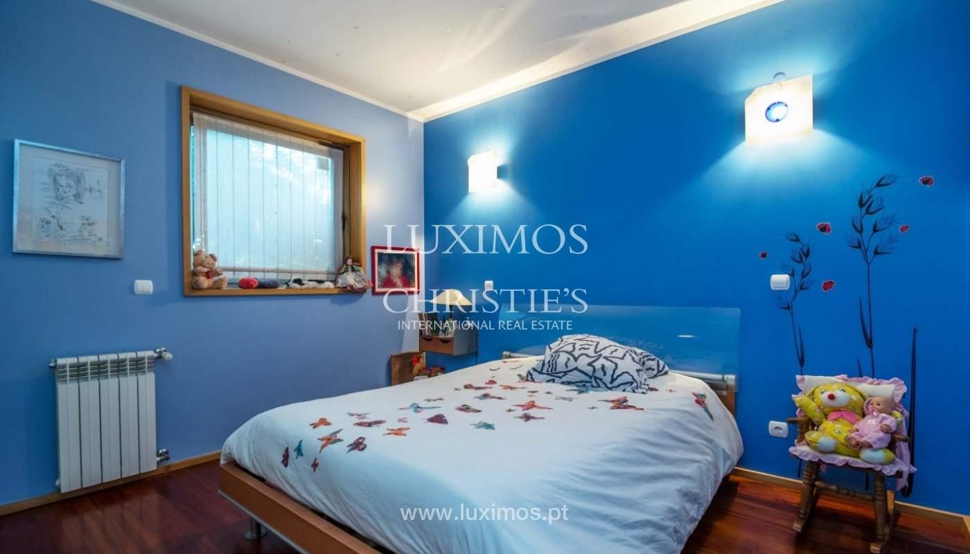 Duplex and luxury apartment, in private condominium, Porto, Portugal_56141