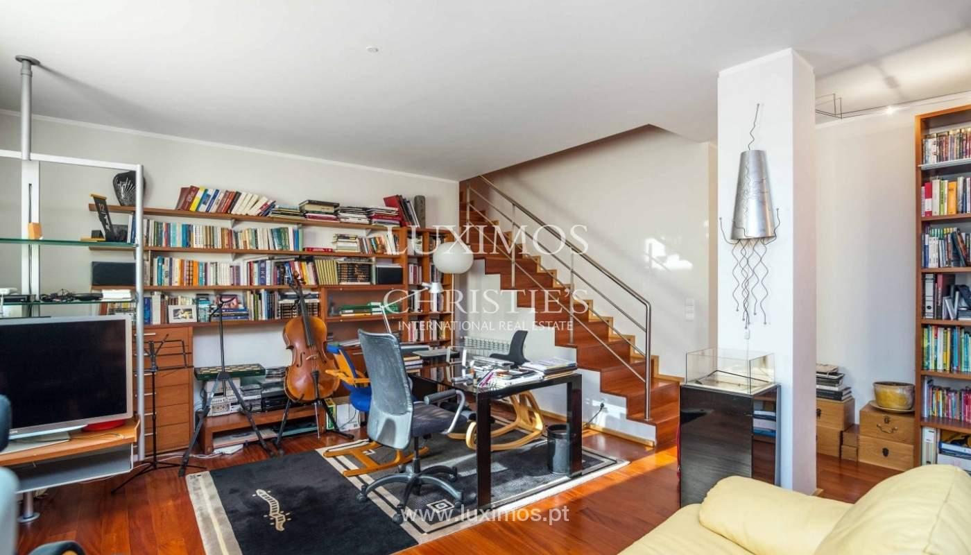 Duplex and luxury apartment, in private condominium, Porto, Portugal_56142