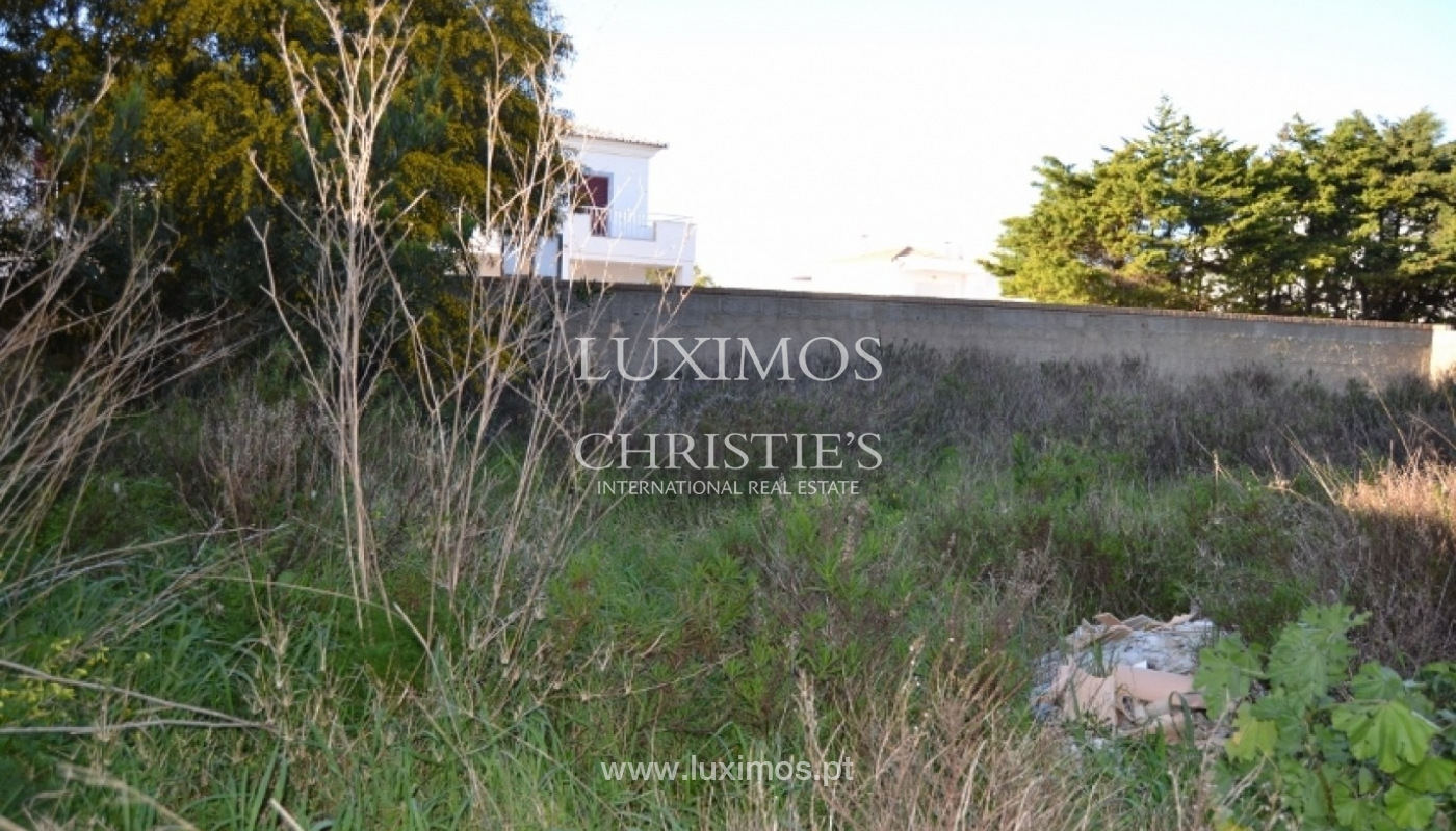 Plot land for villa construction, by the sea, Lagos, Algarve, Portugal_56277