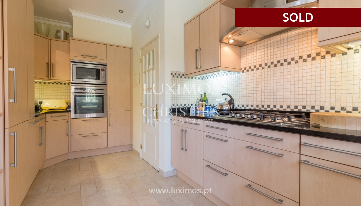 Freistehende villa zum Verkauf, pool, Garten und Tennisplatz, Quarteira, Algarve, Portugal_56644