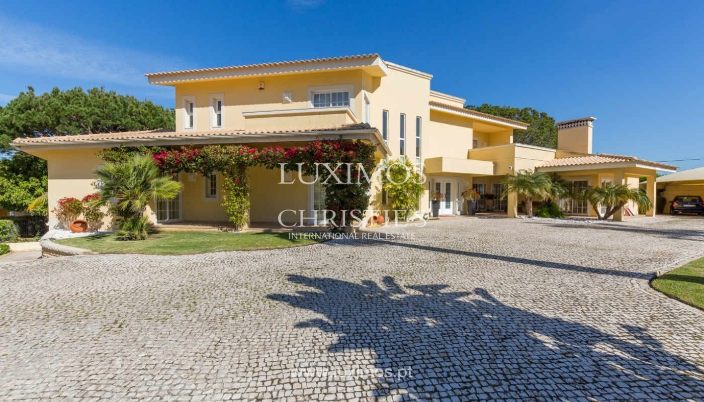 Moradia à venda, piscina e jardim, perto do golfe, Vilamoura, Algarve_56909