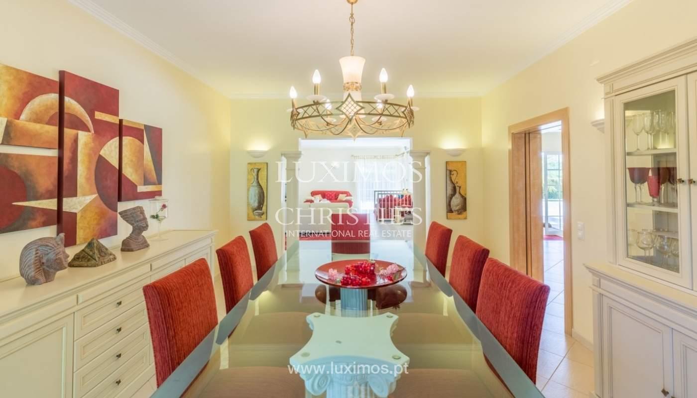 Villa à vendre avec piscine et jardin, Vilamoura, Algarve, Portugal_56915