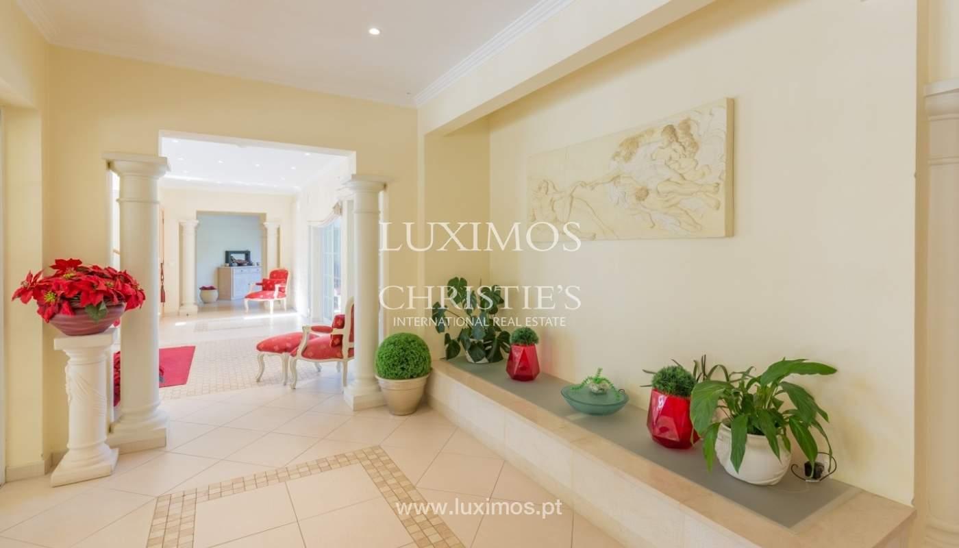 Moradia à venda, piscina e jardim, perto do golfe, Vilamoura, Algarve_56916