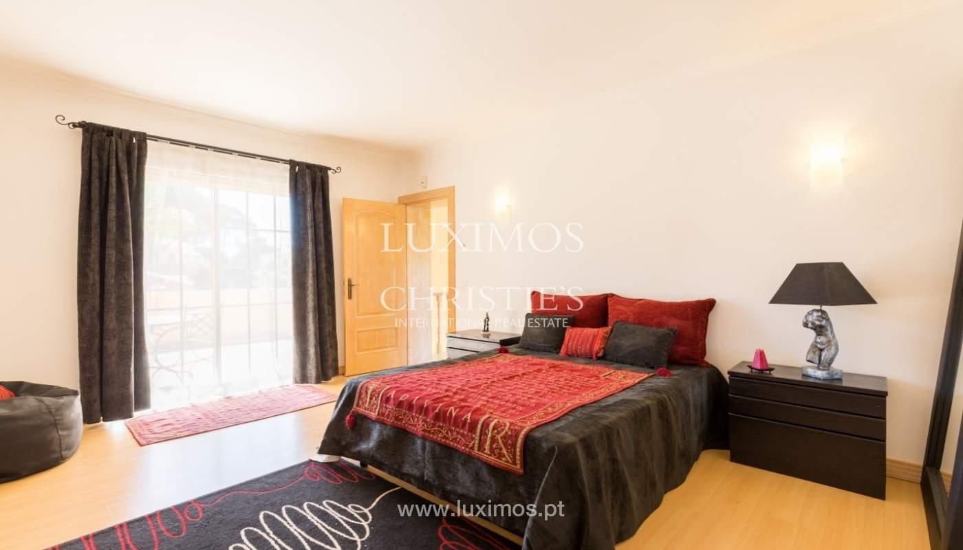 Villa à vendre avec piscine et jardin, Vilamoura, Algarve, Portugal_56926
