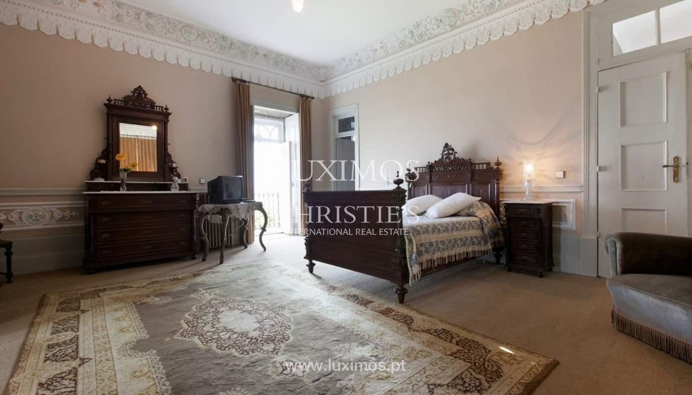 Villa mit Garten, See und Aussicht über Braga, Portugal_57095