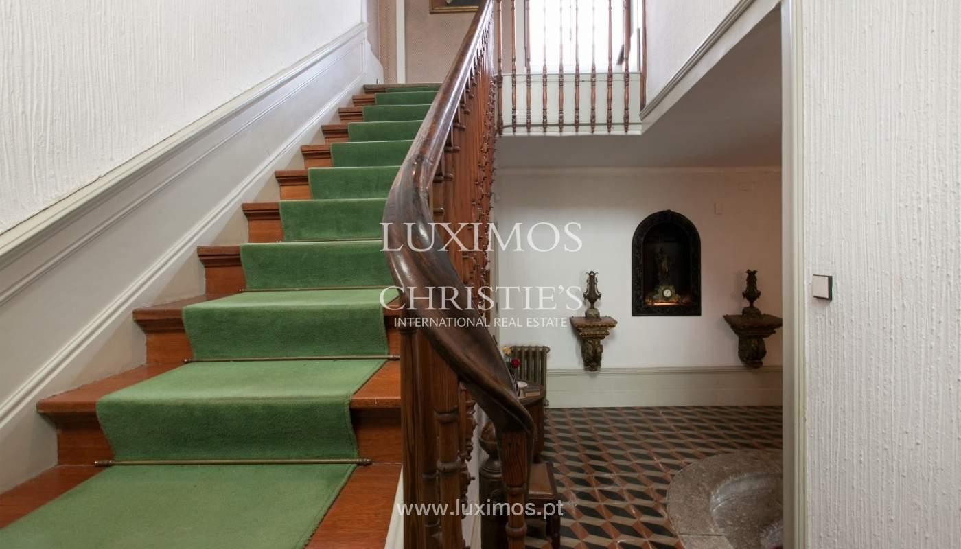 Villa mit Garten, See und Aussicht über Braga, Portugal_57104