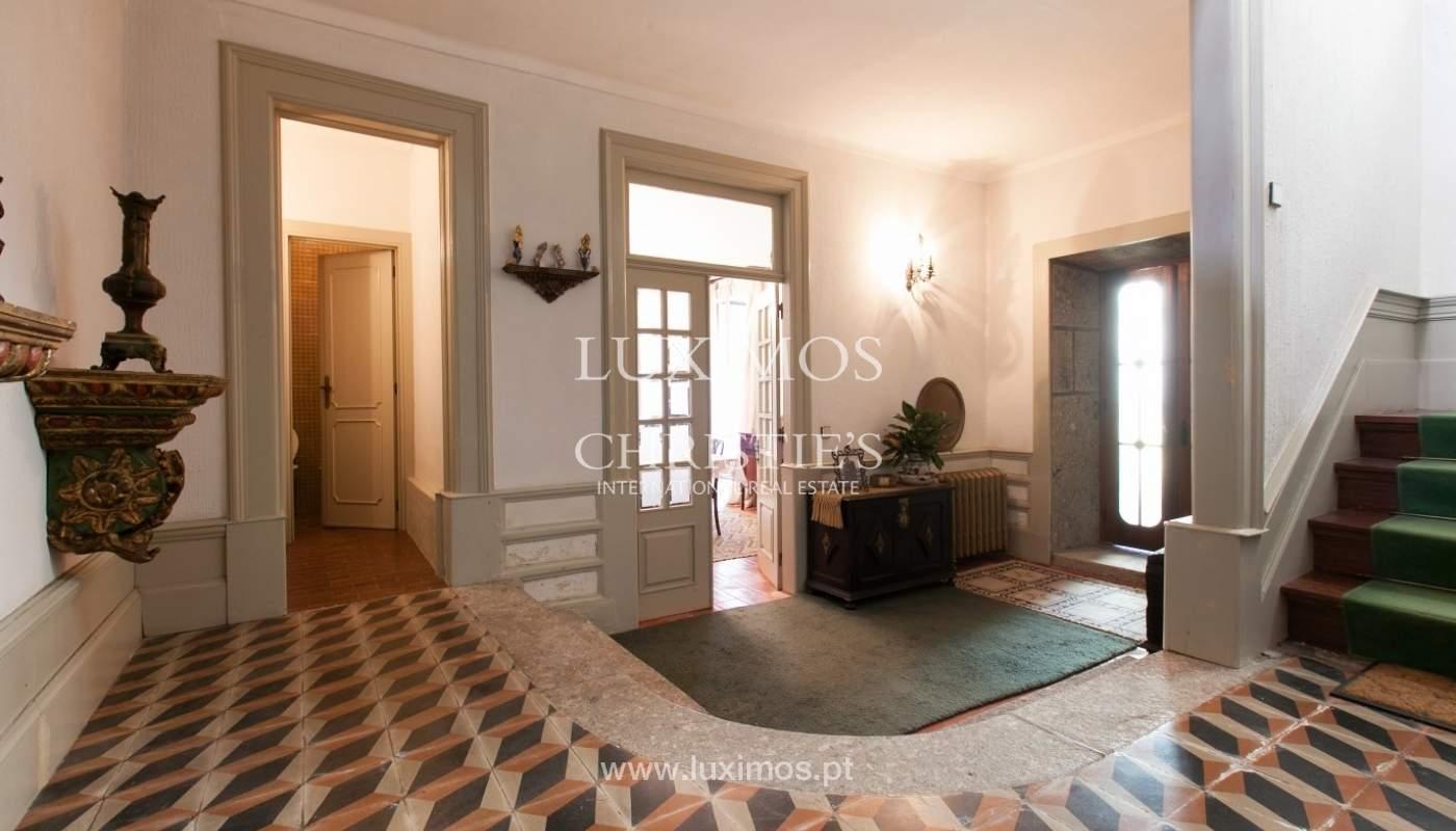 Villa mit Garten, See und Aussicht über Braga, Portugal_57105