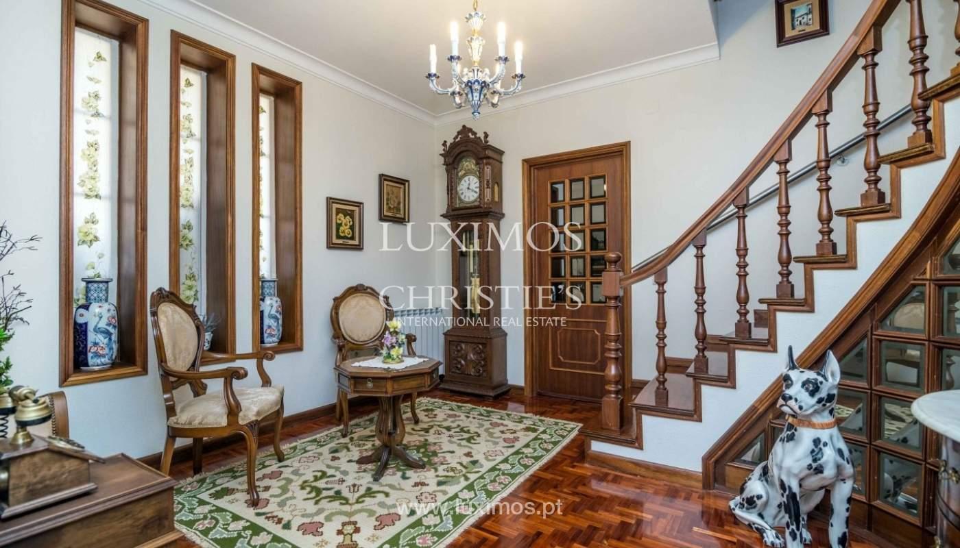 Moradia de 3 pisos, com jardim, Oliveira de Azeméis, Portugal_57178