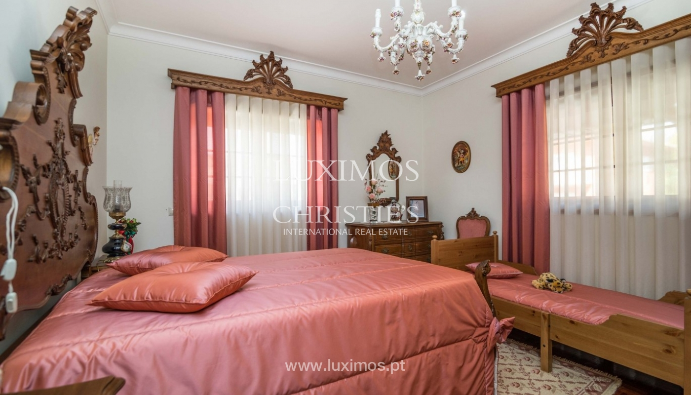 Villa auf 3 Etagen, mit Garten, Oliveira de Azeméis, Portugal_57180
