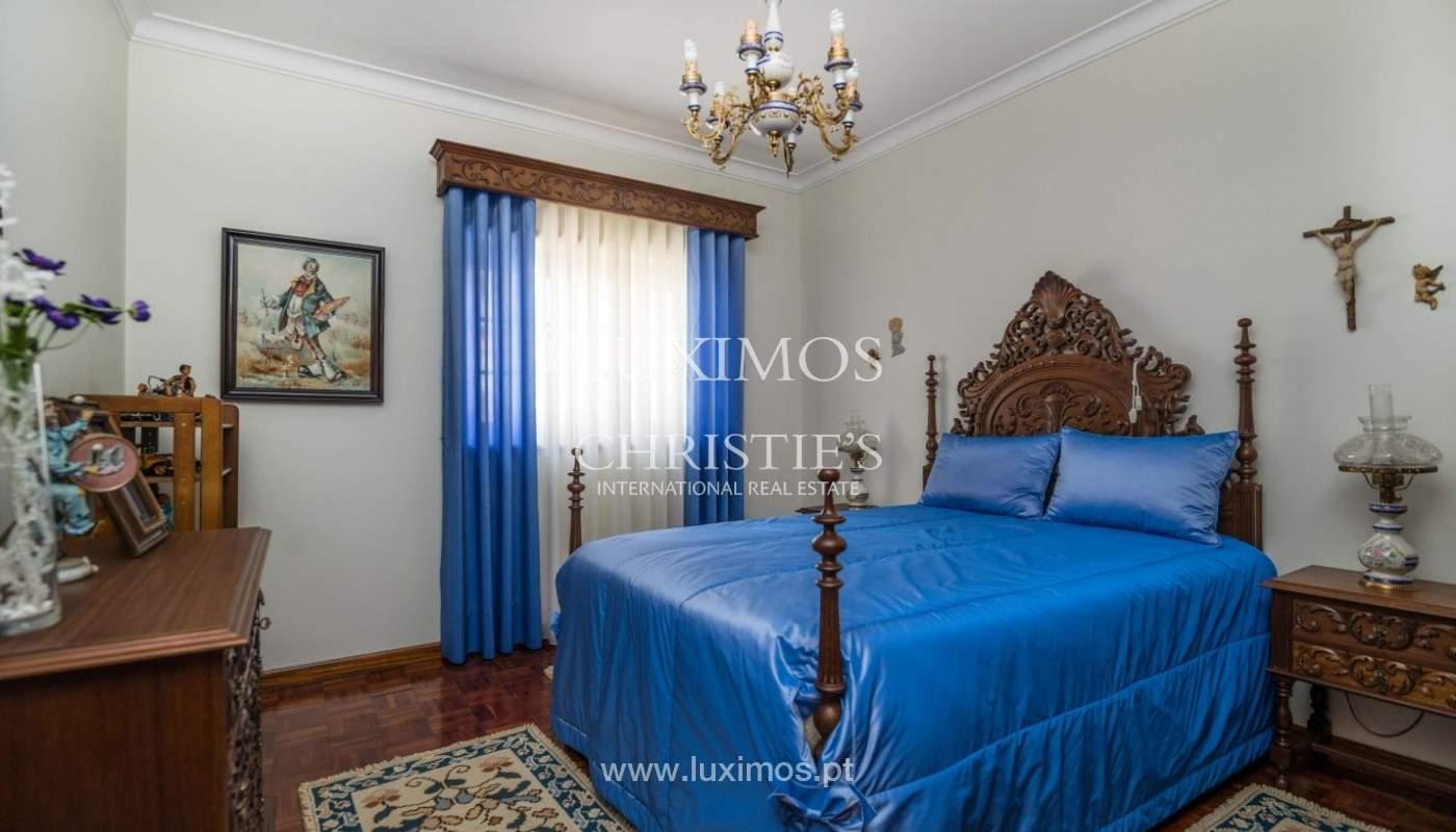 Moradia de 3 pisos, com jardim, Oliveira de Azeméis, Portugal_57181