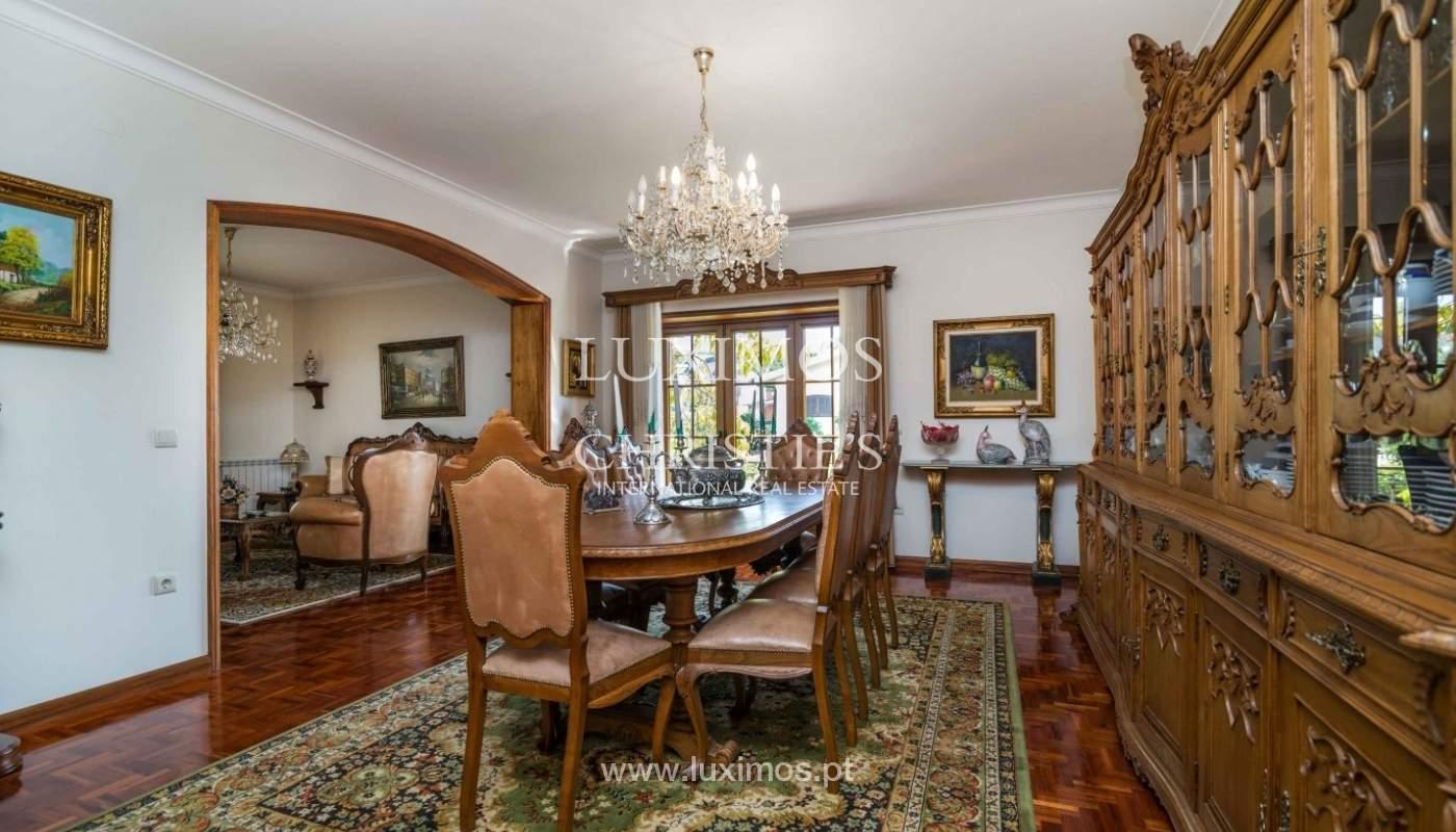 Villa auf 3 Etagen, mit Garten, Oliveira de Azeméis, Portugal_57185
