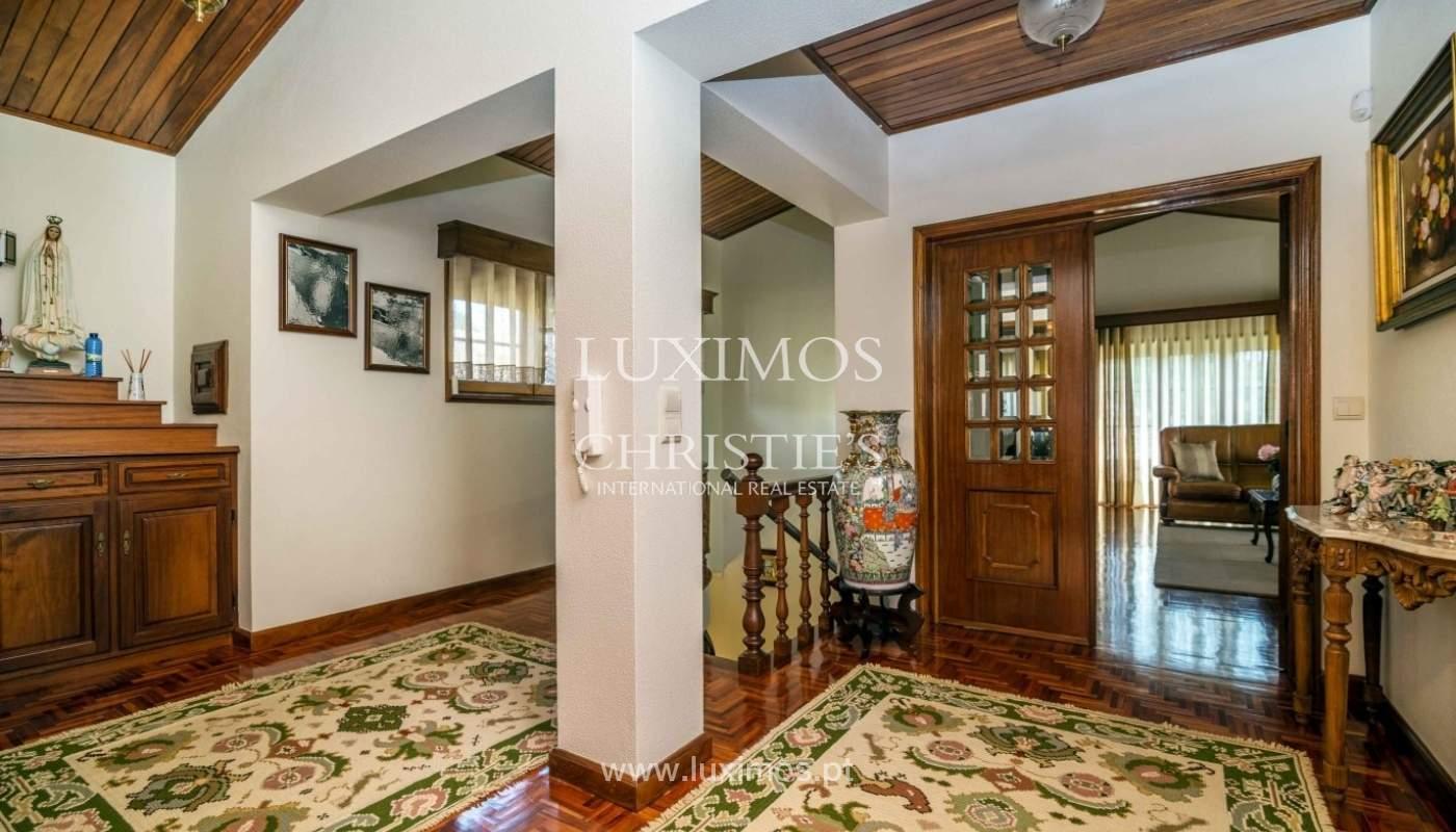 Moradia de 3 pisos, com jardim, Oliveira de Azeméis, Portugal_57188