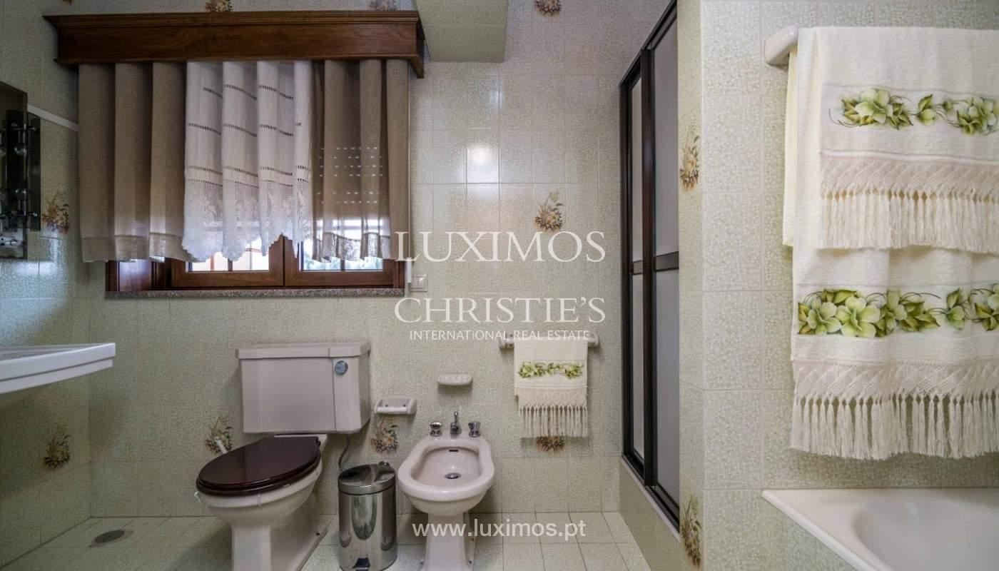 Moradia de 3 pisos, com jardim, Oliveira de Azeméis, Portugal_57190