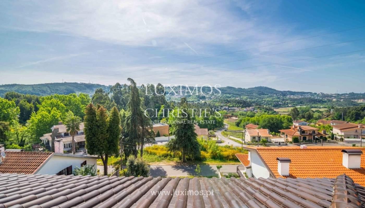 Villa auf 3 Etagen, mit Garten, Oliveira de Azeméis, Portugal_57192