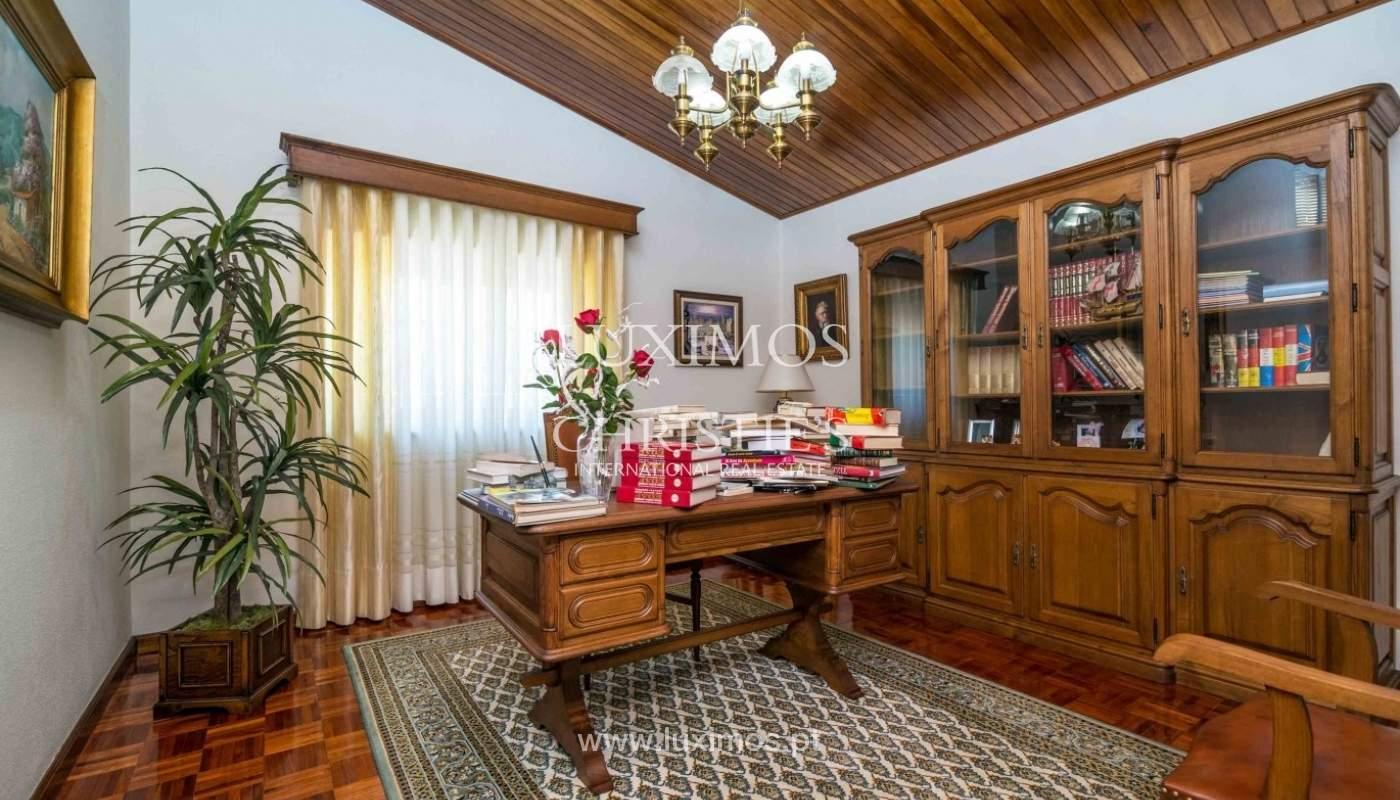 Moradia de 3 pisos, com jardim, Oliveira de Azeméis, Portugal_57194
