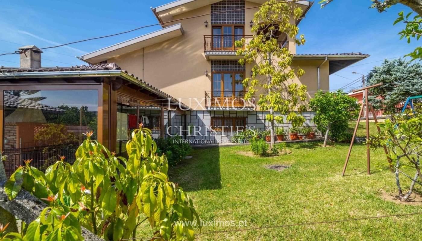 Moradia de 3 pisos, com jardim, Oliveira de Azeméis, Portugal_57201
