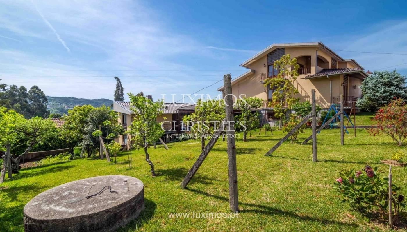 Moradia de 3 pisos, com jardim, Oliveira de Azeméis, Portugal_57202