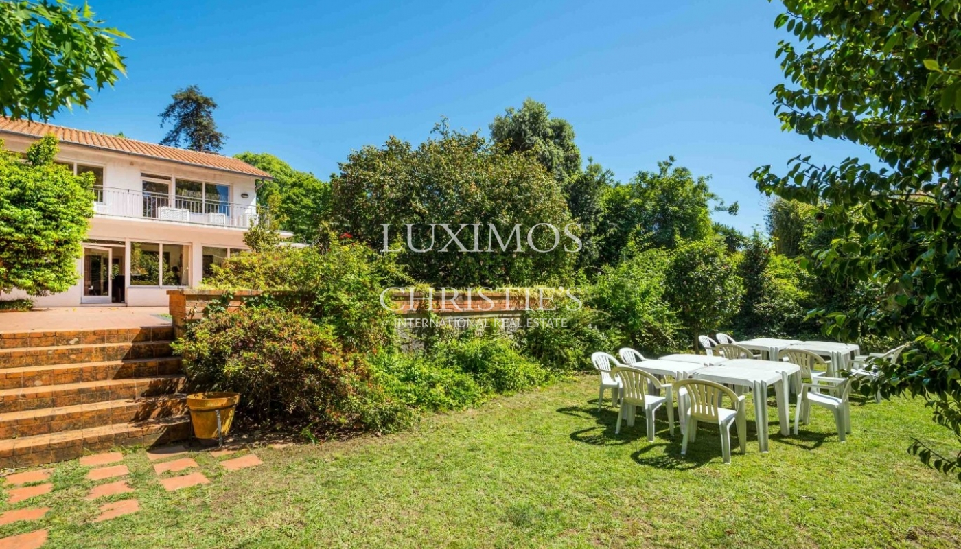 Luxury villa for sale with garden, Lordelo do Ouro, Porto, Portugal_57416