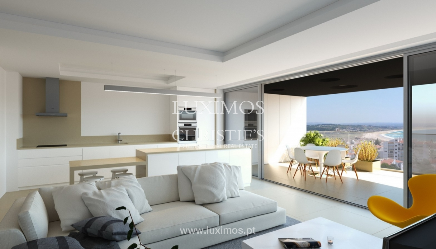New penthouse for sale, pool and sea views, Lagos, Algarve, Portugal_57511