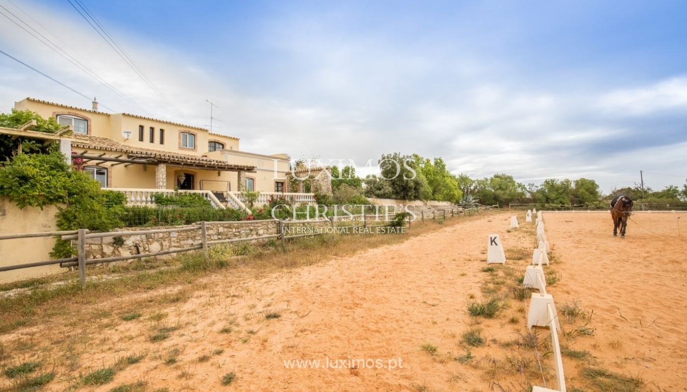 Farm with an equestrian school for sale, Loulé, Algarve, Portugal_57875