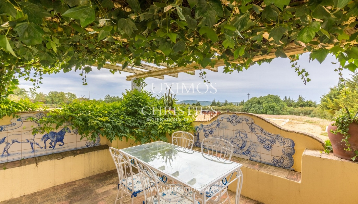 Farm with an equestrian school for sale, Loulé, Algarve, Portugal_57877