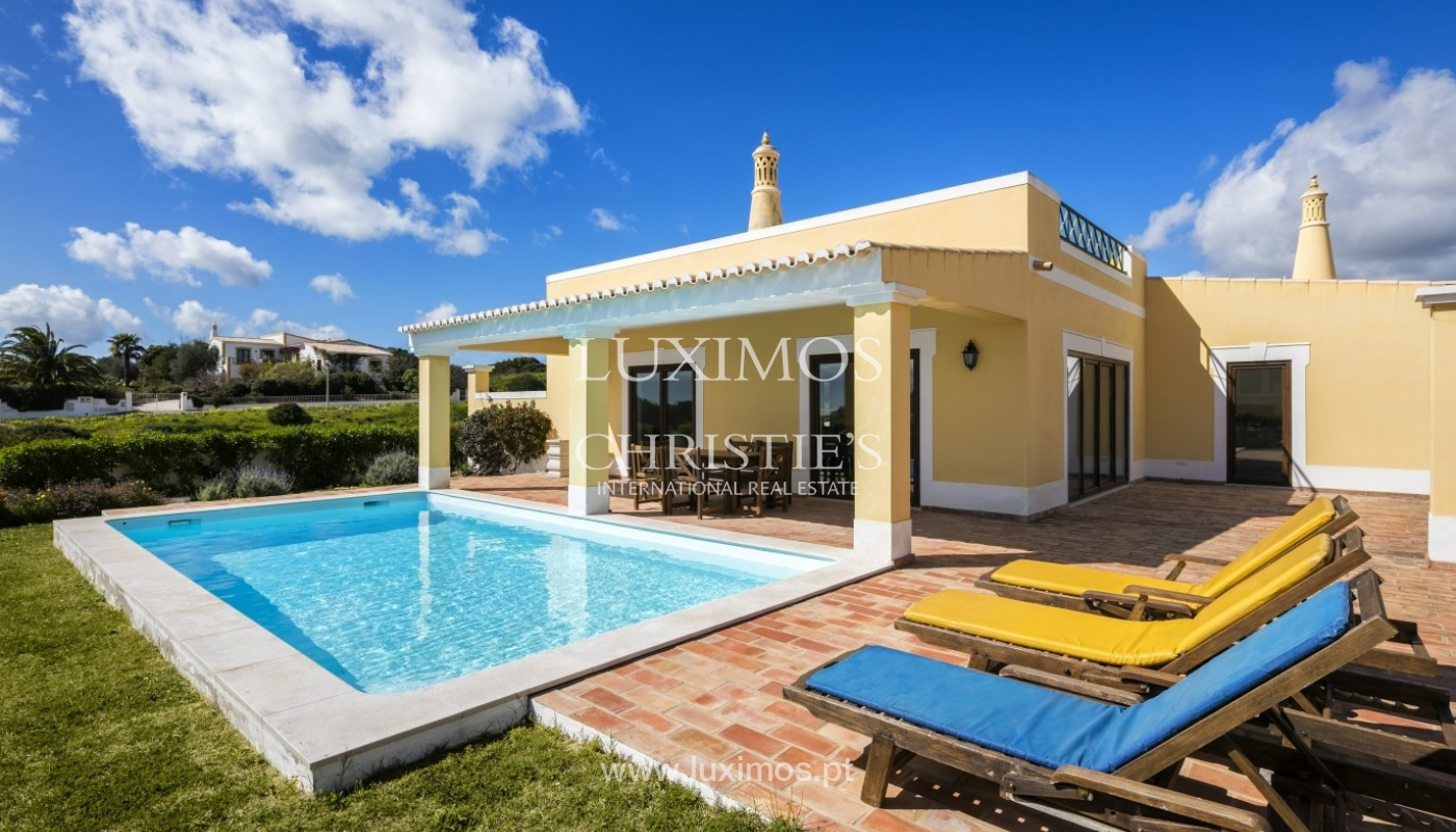 Villa for sale with pool, near the beach, Lagos, Algarve, Portugal_58027