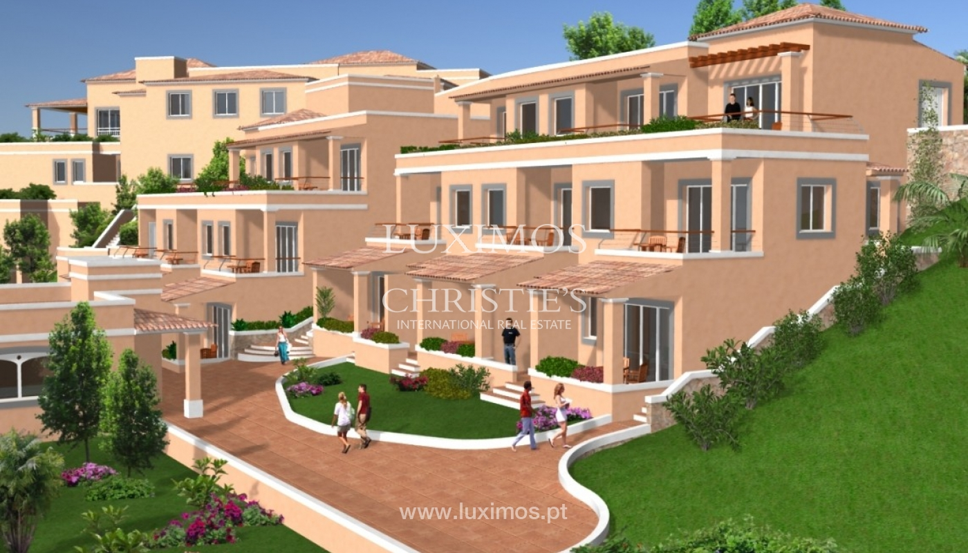 Plot area for hotel for sale, by the beach and golf, Algarve, Portugal_58040