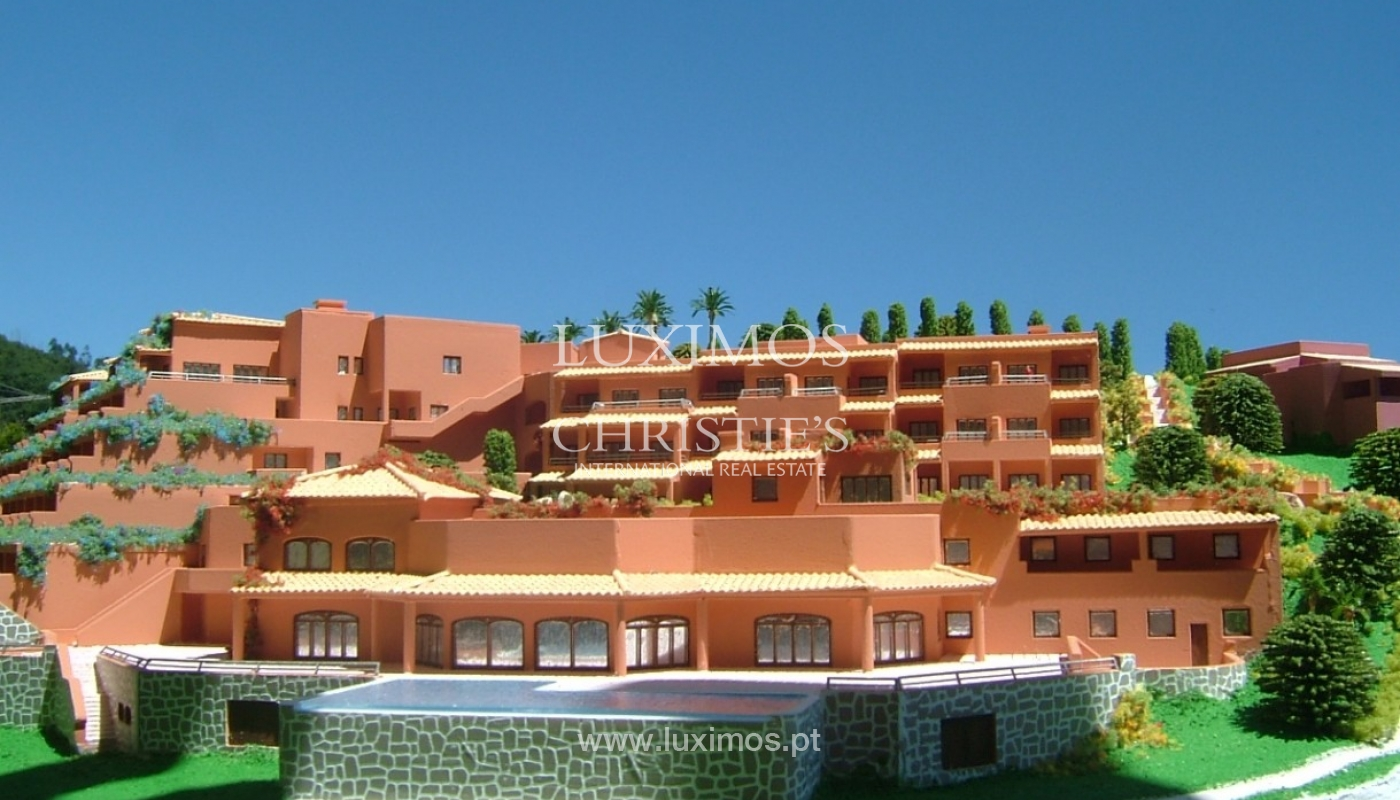 Plot area for hotel for sale, by the beach and golf, Algarve, Portugal_58048