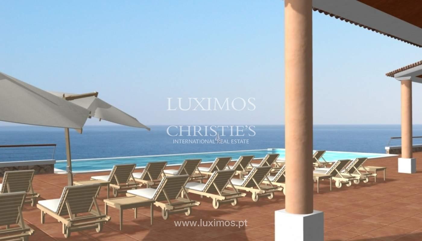 Venta de terreno de Hotel y Spa cerca playa y golf, Algarve, Portugal_58054