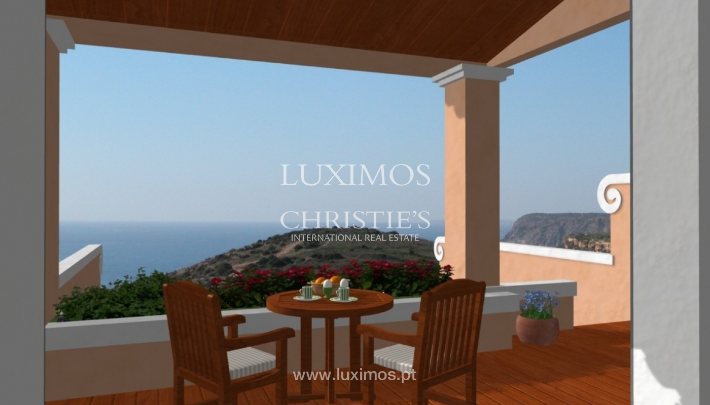 Venda de terreno de Hotel e Spa perto da praia e golfe, Lagos, Algarve_58056