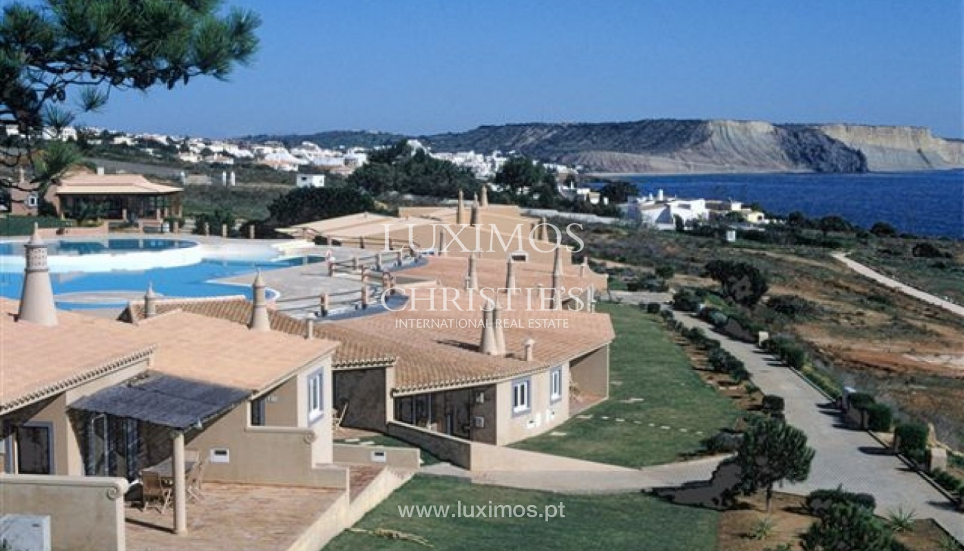 Verkauf villa mit Terrasse, pool und Meerblick in Lagos, Algarve, Portugal_58115