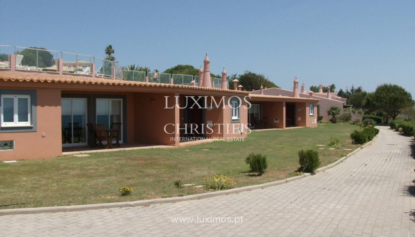 Verkauf villa mit Terrasse, pool und Meerblick in Lagos, Algarve, Portugal_58116