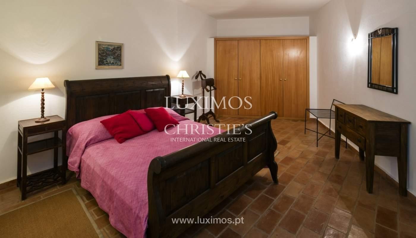 Villa à vendre avec piscine et vue sur la mer, Lagos, Algarve,Portugal_58124