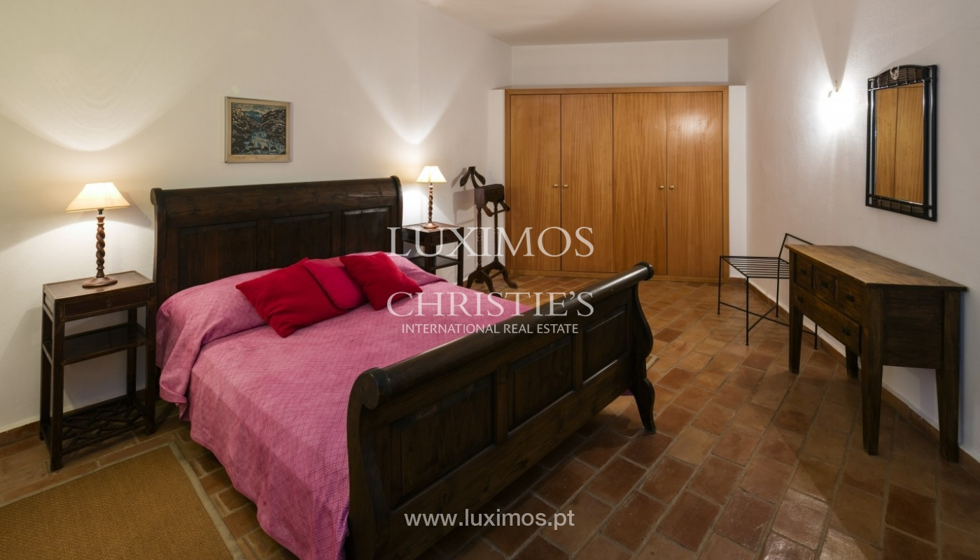 Verkauf villa mit Terrasse, pool und Meerblick in Lagos, Algarve, Portugal_58124