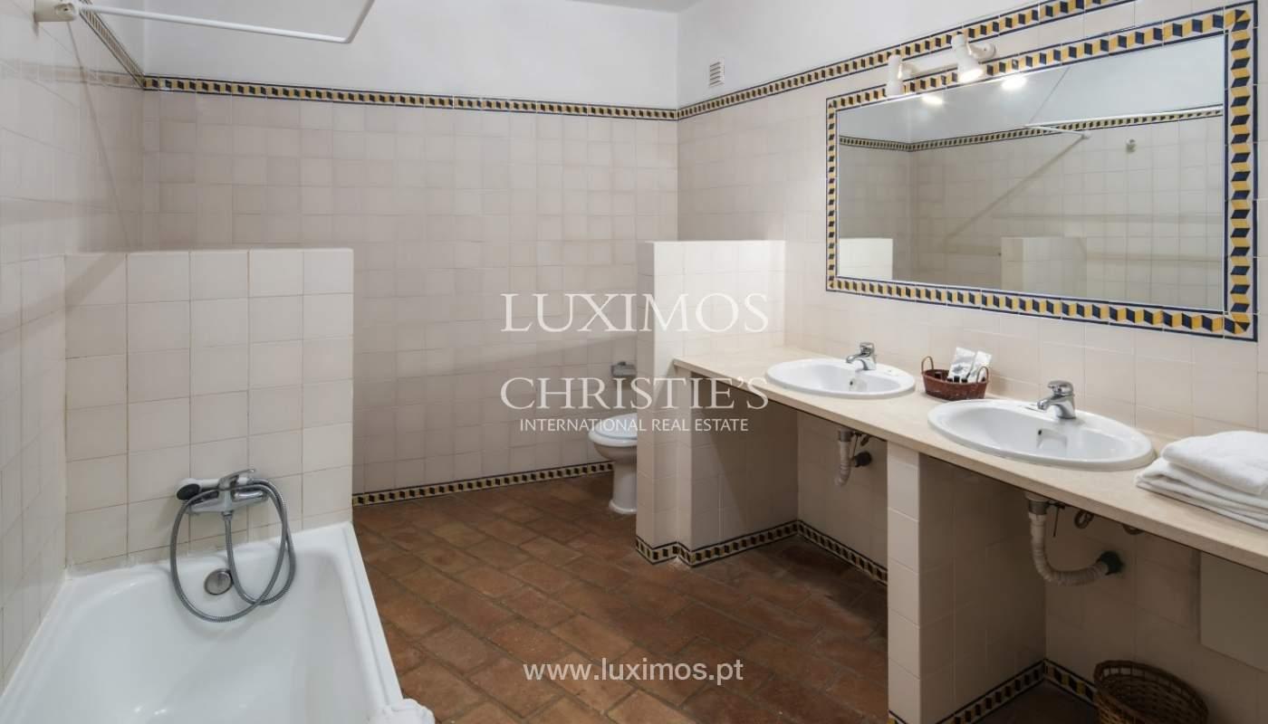 Verkauf villa mit Terrasse, pool und Meerblick in Lagos, Algarve, Portugal_58126