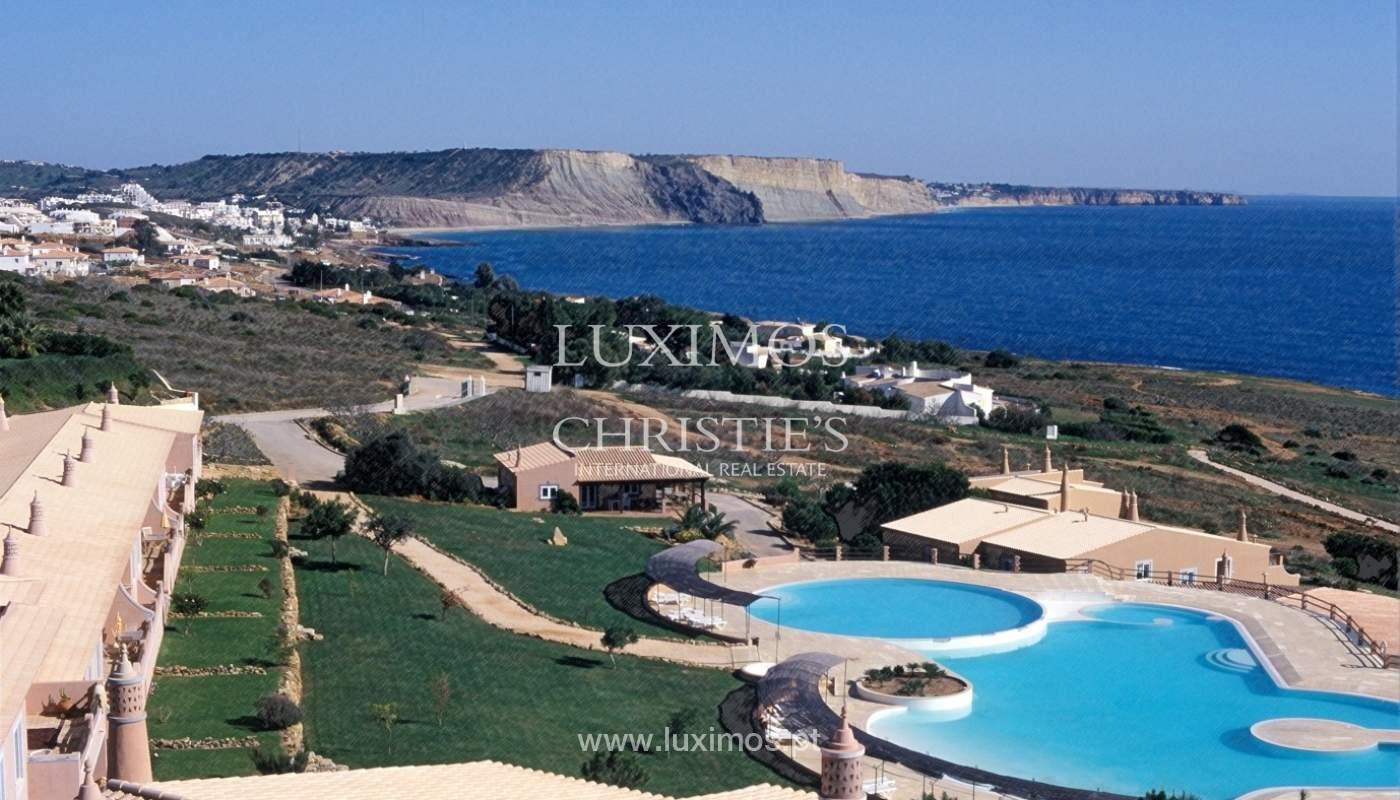 Venda de moradia com terraço, piscina e vistas mar, Lagos, Algarve_58128