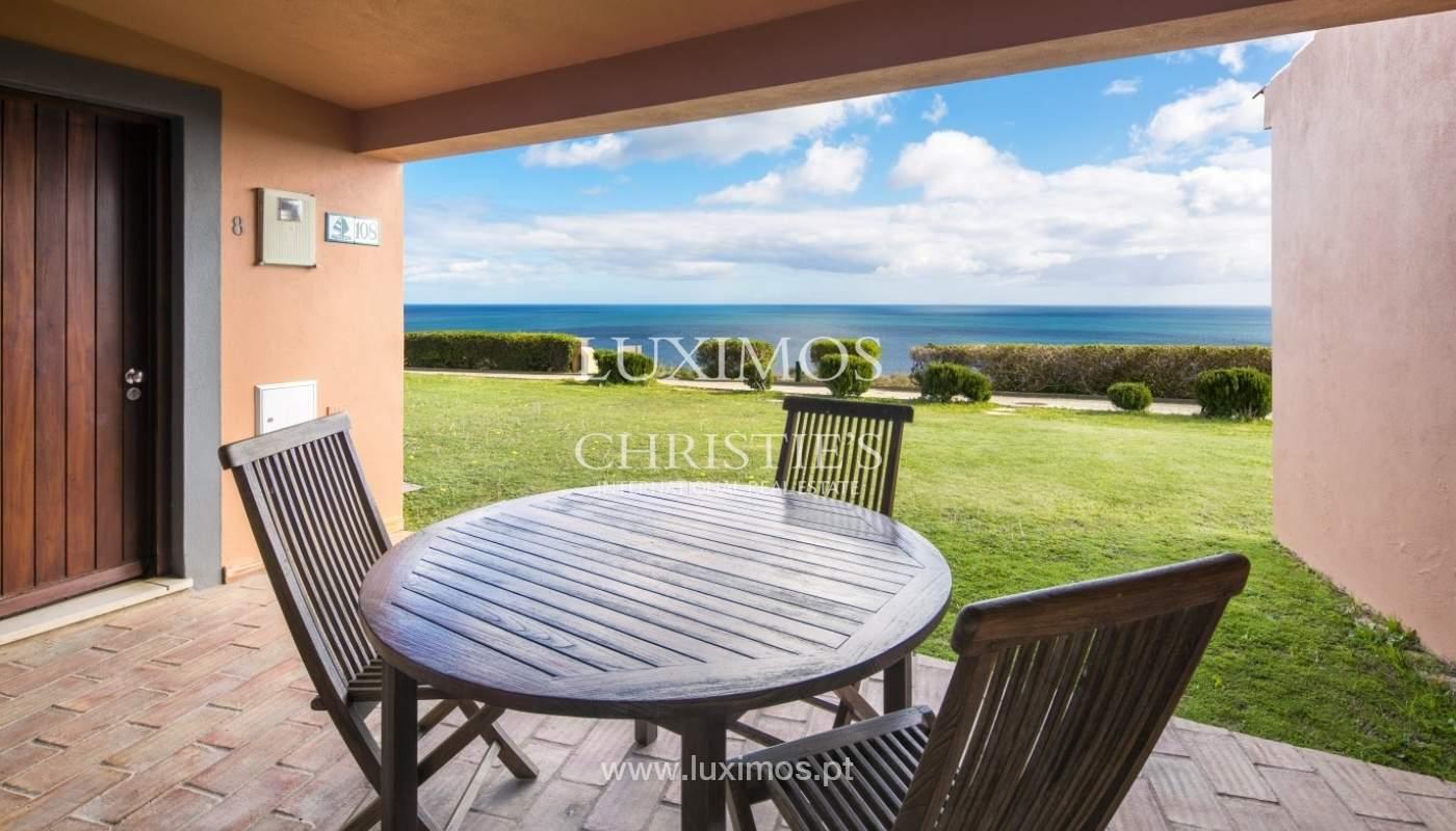 Venda de moradia com terraço, piscina e vistas mar, Lagos, Algarve_58134
