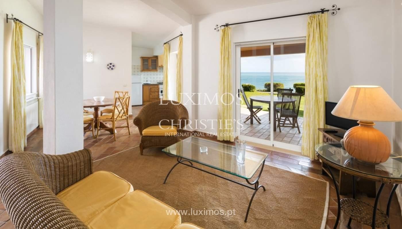 Venda de moradia com terraço, piscina e vistas mar, Lagos, Algarve_58135