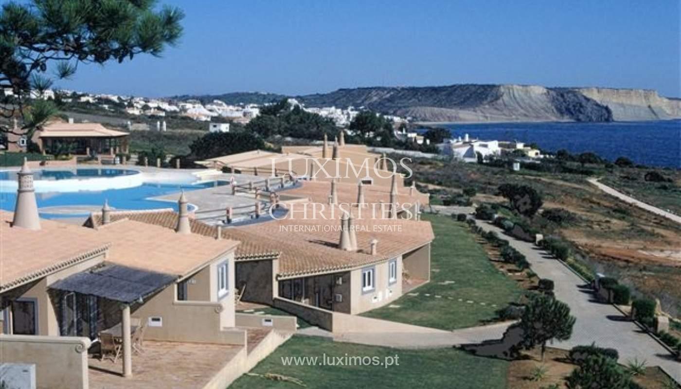Venda de moradia com terraço, piscina e vistas mar, Lagos, Algarve_58157
