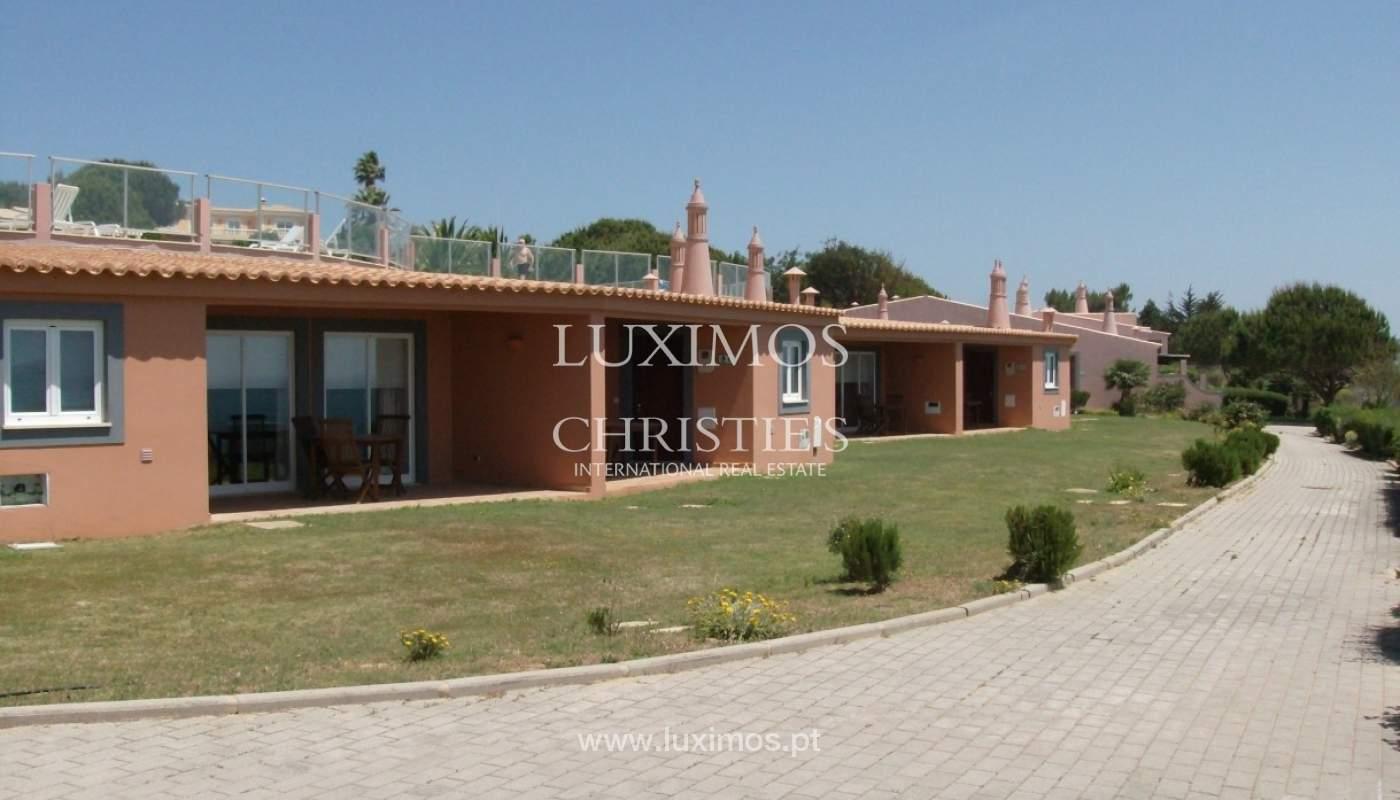 Venda de moradia com terraço, piscina e vistas mar, Lagos, Algarve_58158