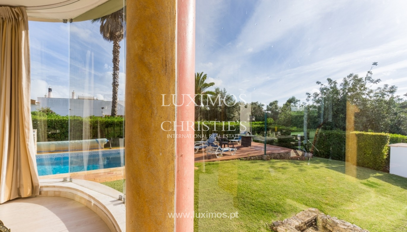 Villa for sale with pool, near the golf, Vilamoura, Algarve, Portugal_59042