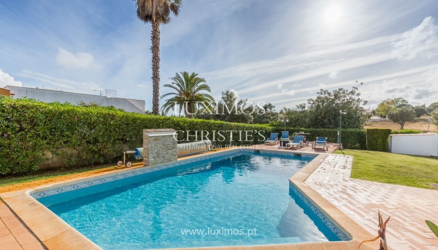 Villa for sale with pool, near the golf, Vilamoura, Algarve, Portugal_59043