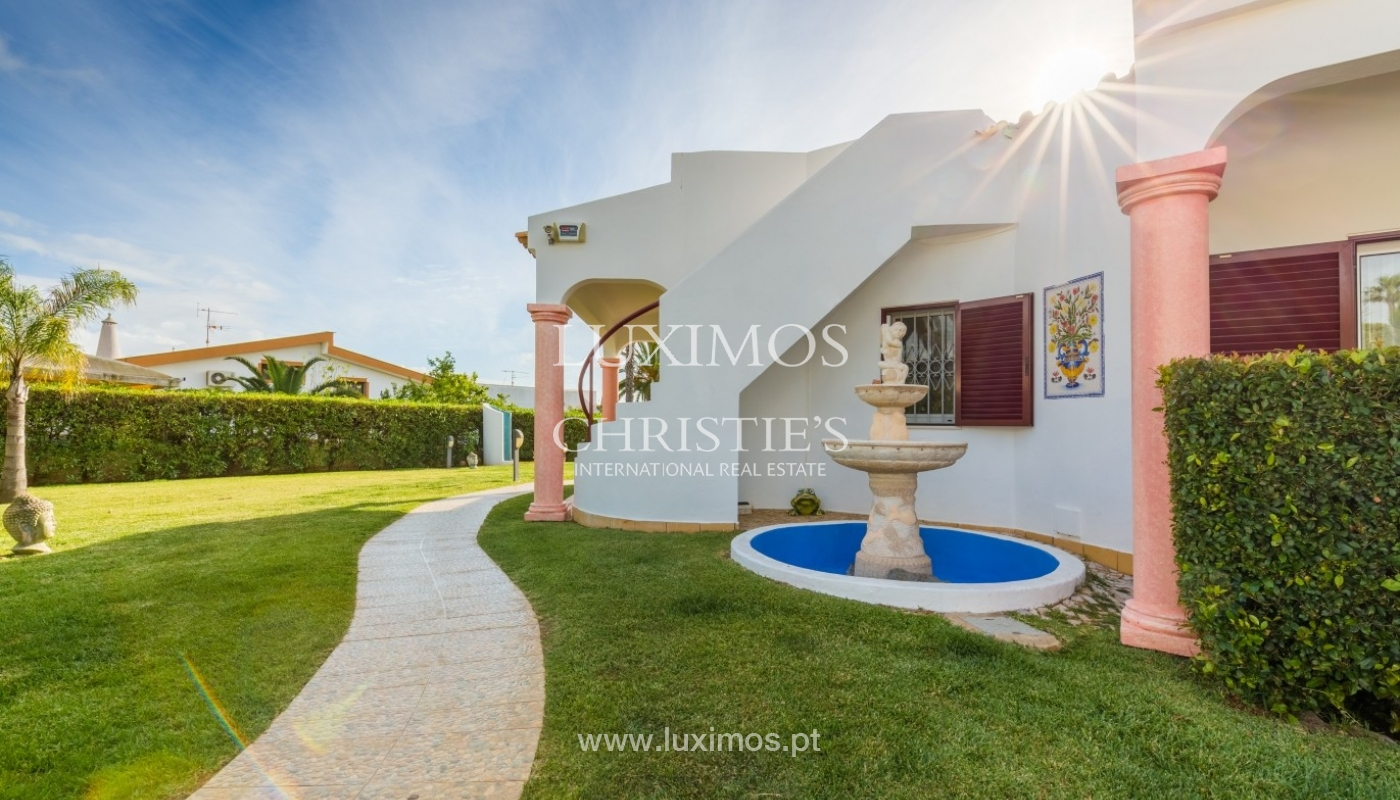 Villa for sale with pool, near the golf, Vilamoura, Algarve, Portugal_59046