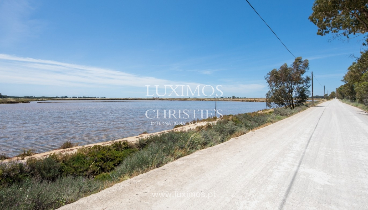 Plot area for sale, Natural Park of Ria Formosa, Algarve, Portugal_59330